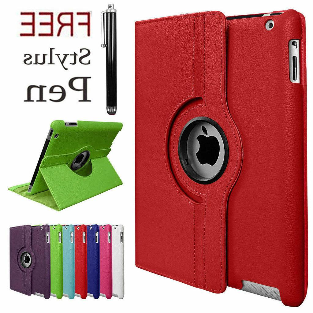 360 rotating stand case cover apple ipad