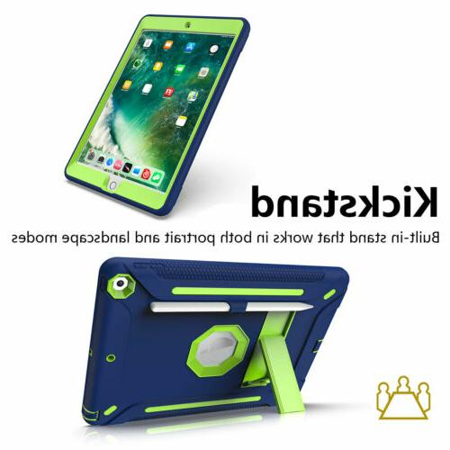 For Apple iPad 2019 7th Shockproof Hard Shell Cover