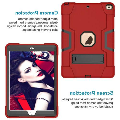 For iPad 7th Generation 10.2 Duty Shockproof Case