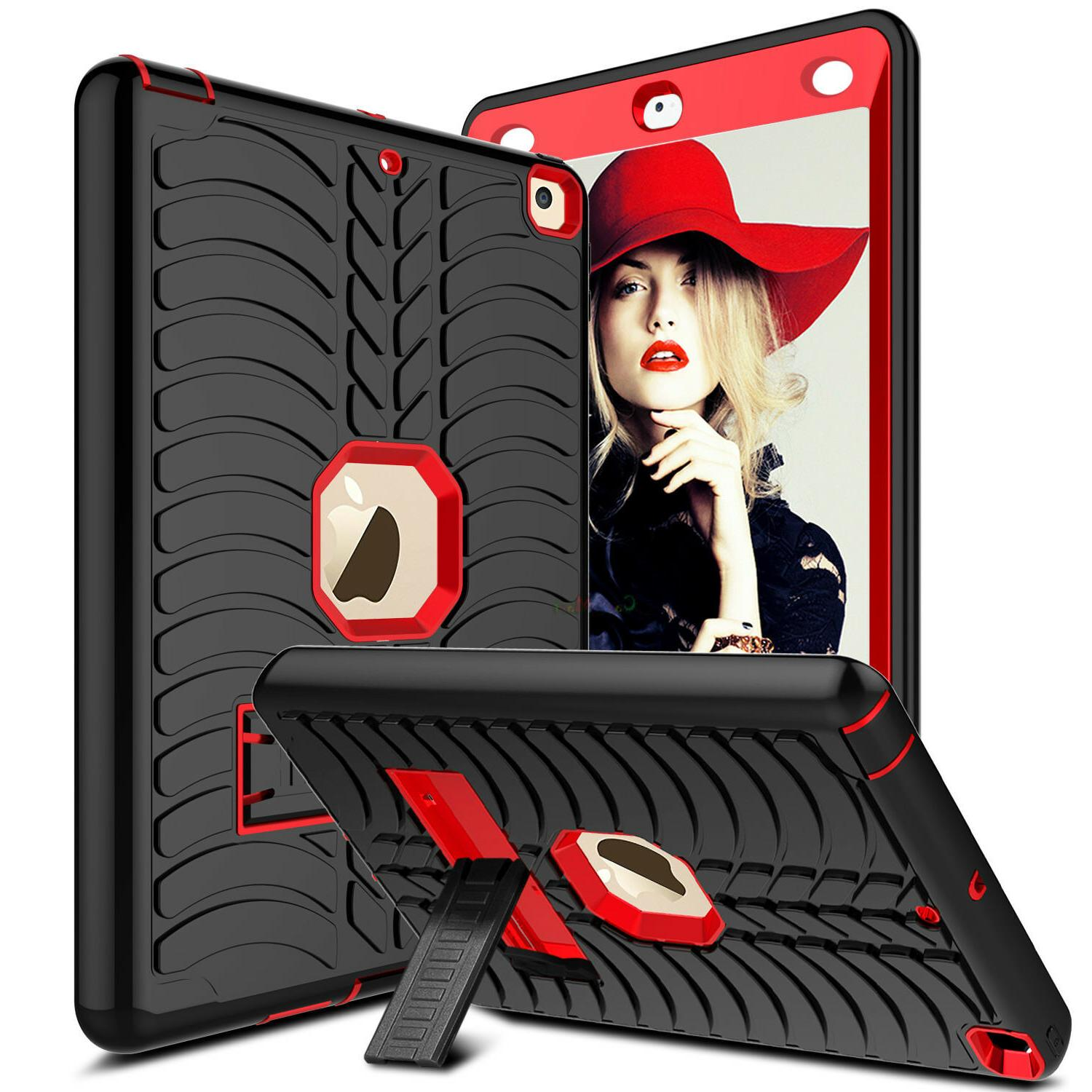 Inch 2018 6th Gen Case Shockproof Stand Cover