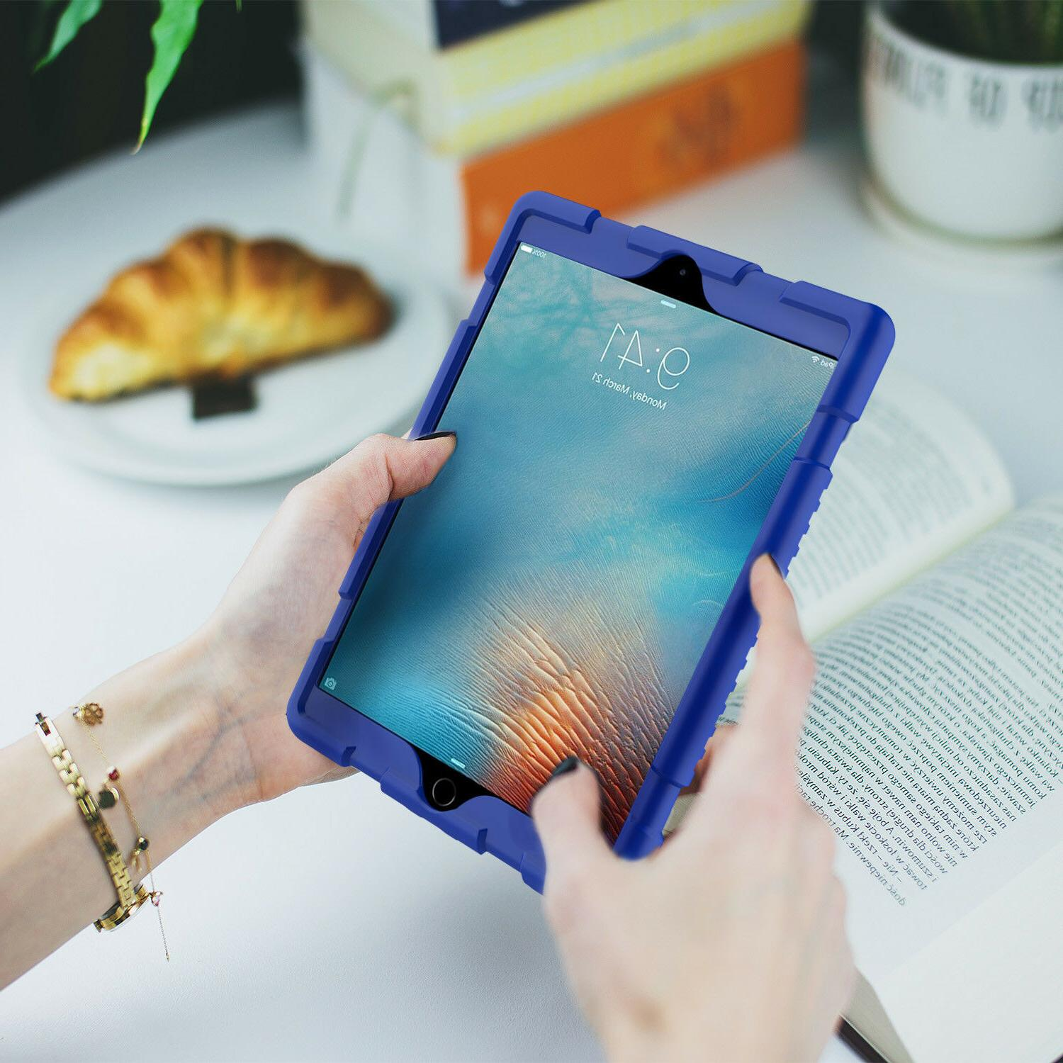 For iPad 6th Generation Case Shockproof Slim Cover