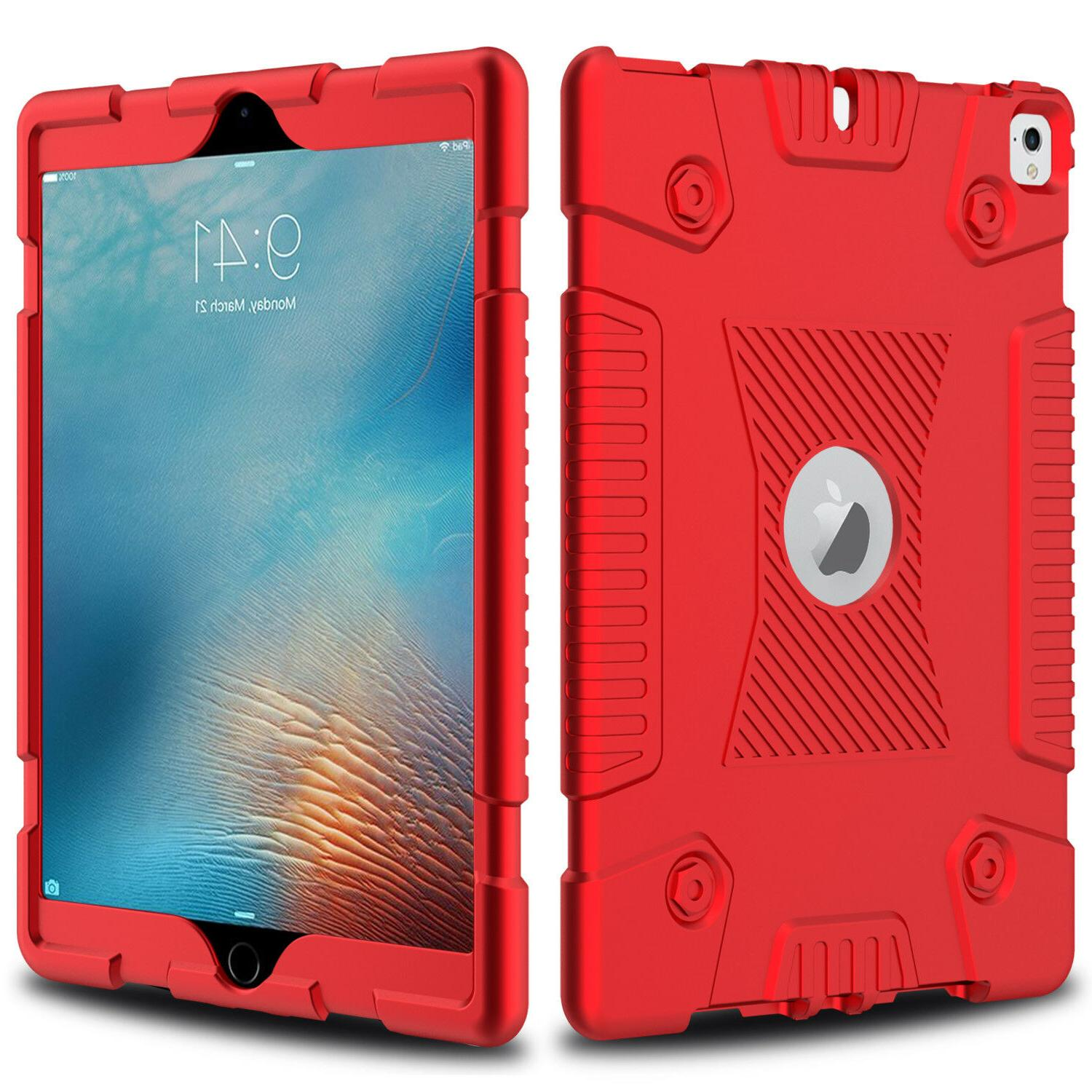 For iPad 9.7 6th Gen Generation Case Shockproof Soft Cover