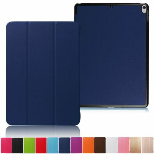 "For Apple iPad Air 3 10.5"" Leather Magnetic Smart Folding Pr"