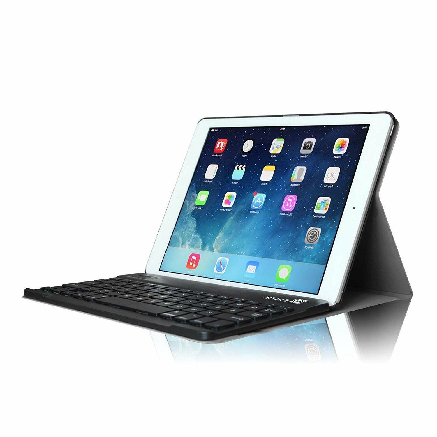For 5th Gen Air 1 Case Cover with Keyboard