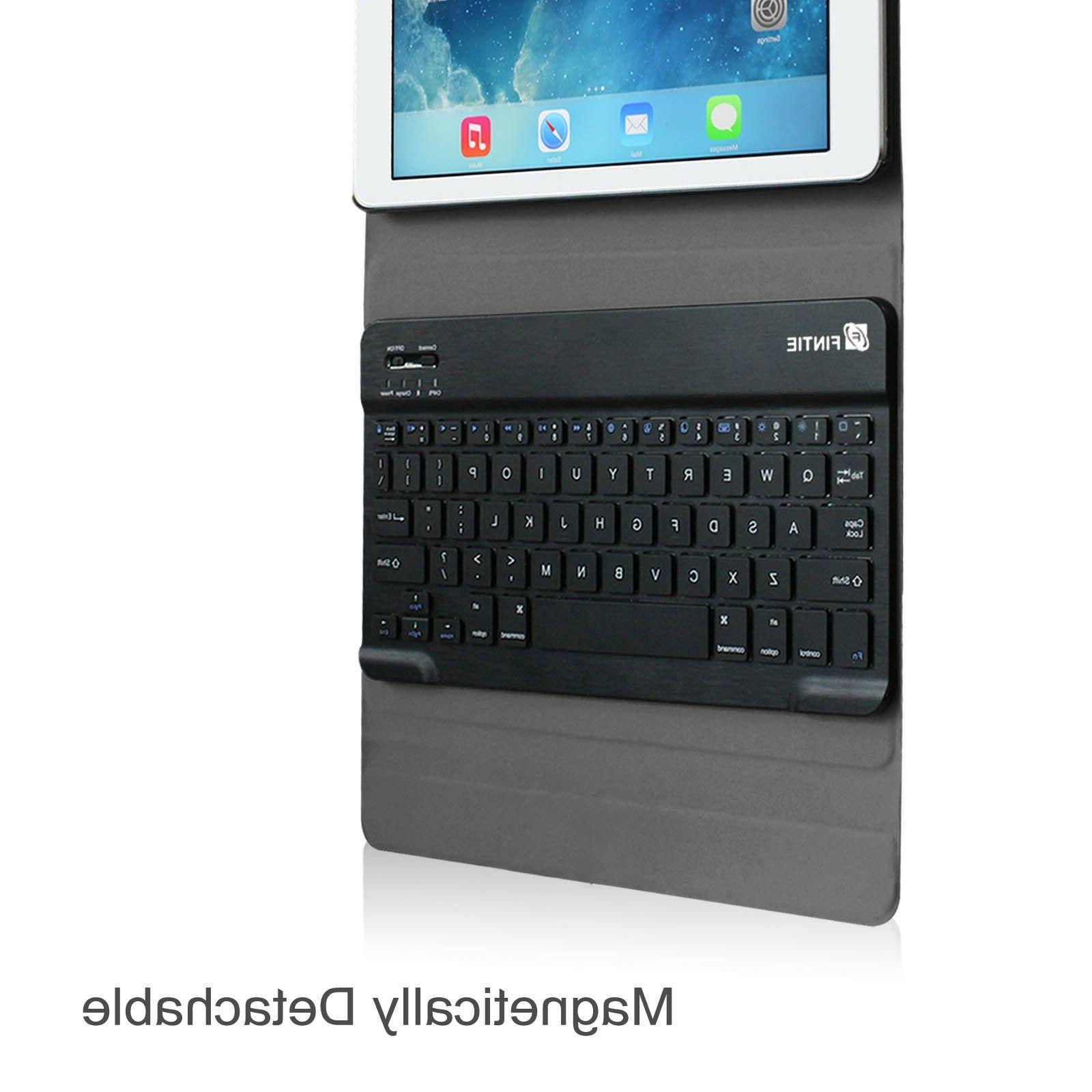 """For iPad 9.7"""" Air 1 Slim Case with Keyboard"""