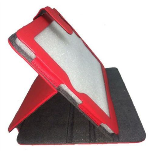 Case Red for 3, iPad