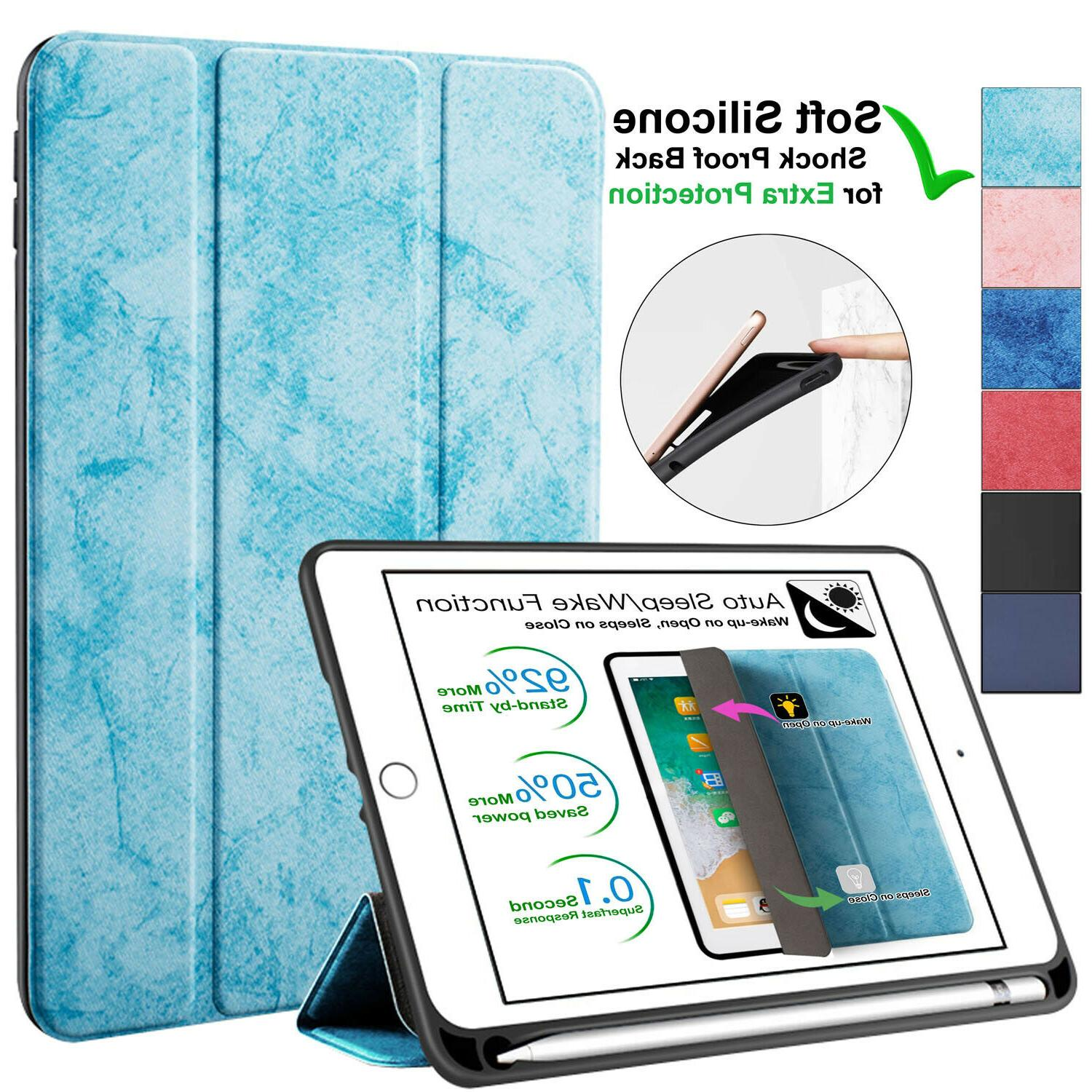 "DuraSafe Smart UltraSlim Case iPad 9.7"" 5 / 6 Gen Sky Blue +"