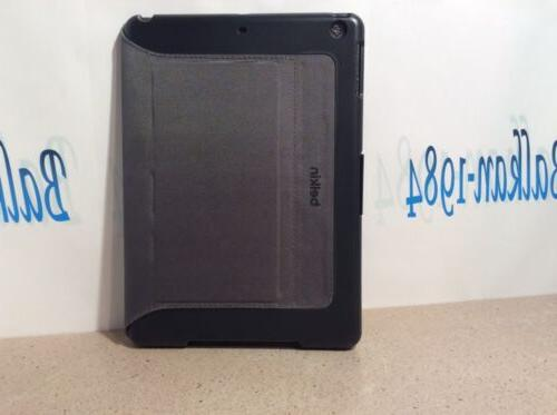 BELKIN CASE FOR AIR BLACK AND