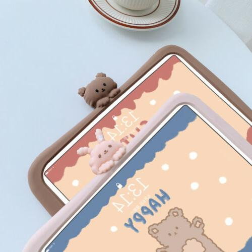 """Funny Soft TPU Stand Cover For iPad 10.5"""" 10.2"""""""