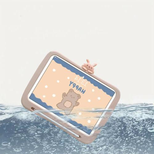 """Funny Cute Soft Stand Case Cover 10.5"""" 10.2"""" 7th"""