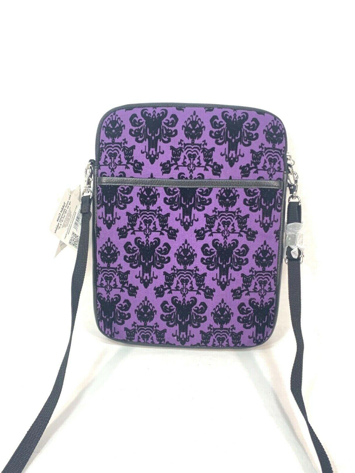 Disney Haunted Purple Case With