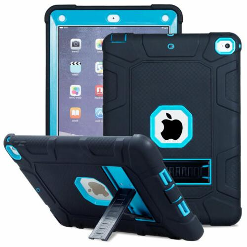 Hybrid Bumper with Stand Apple iPad 6th 5th Generation