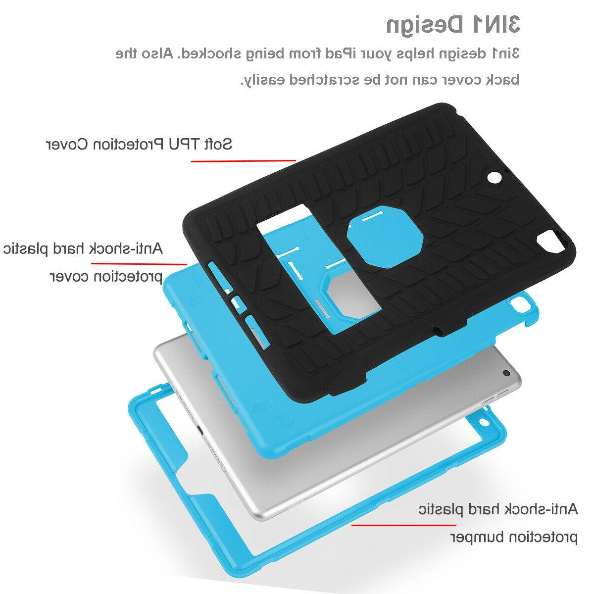 For 10.2'' 7th 8th Hybrid Duty Stand Cover