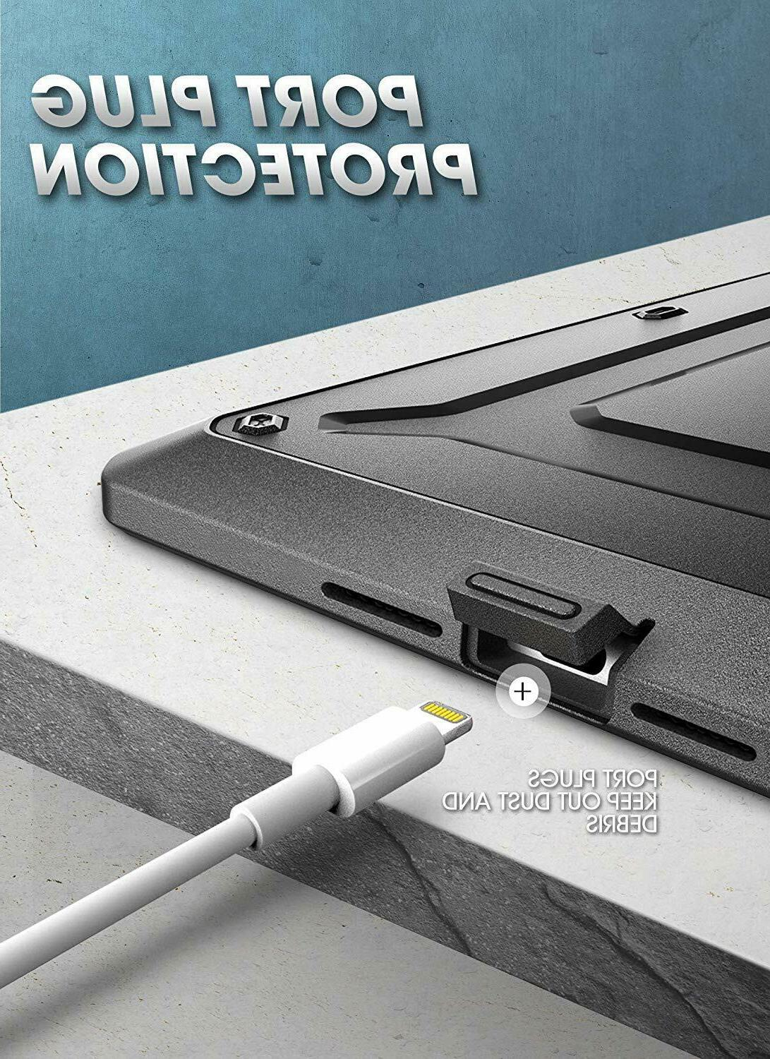 For iPad 10.2 Case, Cover w/ Screen