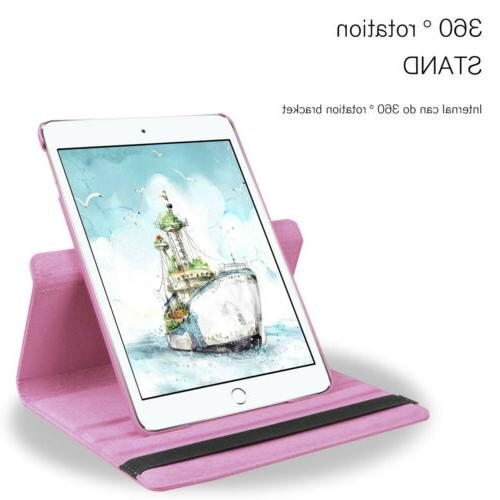 For iPad 10.2-inch 2019 360 Rotating Stand Case