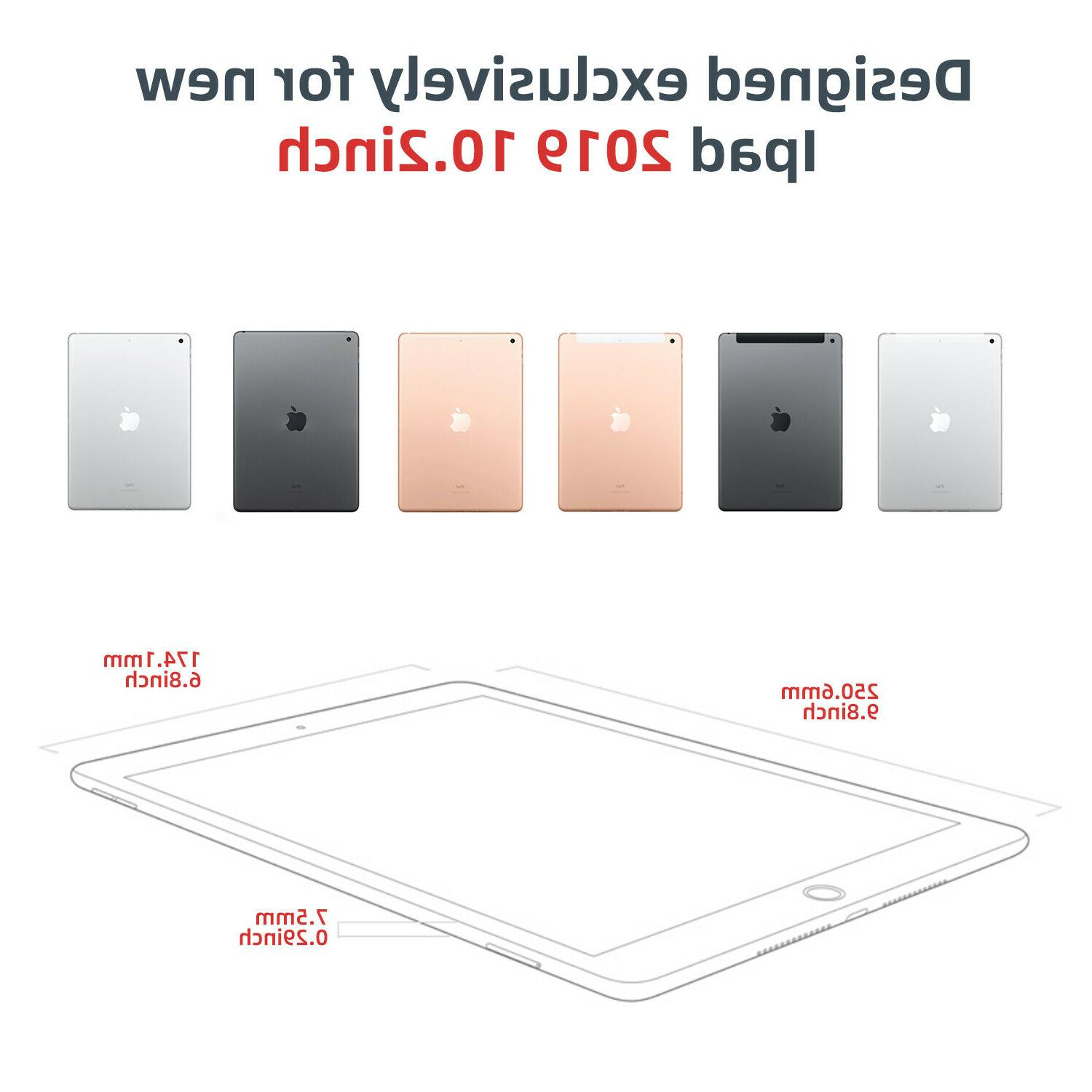 For 2019 Smart Stand Case Screen
