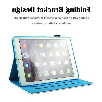 """For iPad 9.7"""" 2017 Magnetic Flip Cover"""