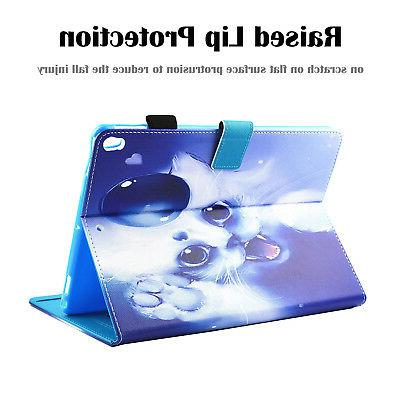 """For iPad 5th 9.7"""" Cute Pattern Cover"""