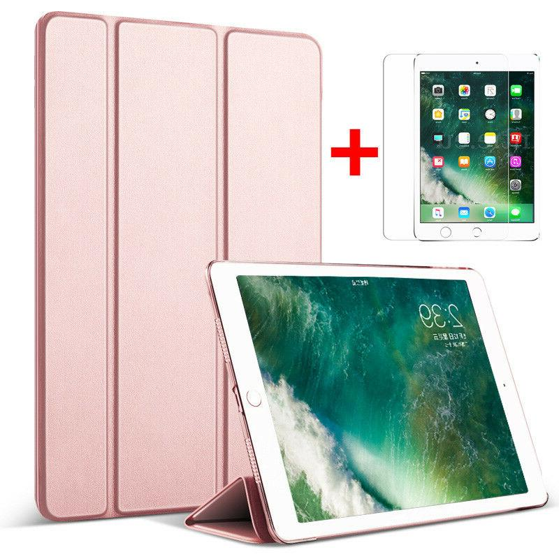 iPad Generation 2018 2017 9.7 Case Smart Cover Screen Protector For
