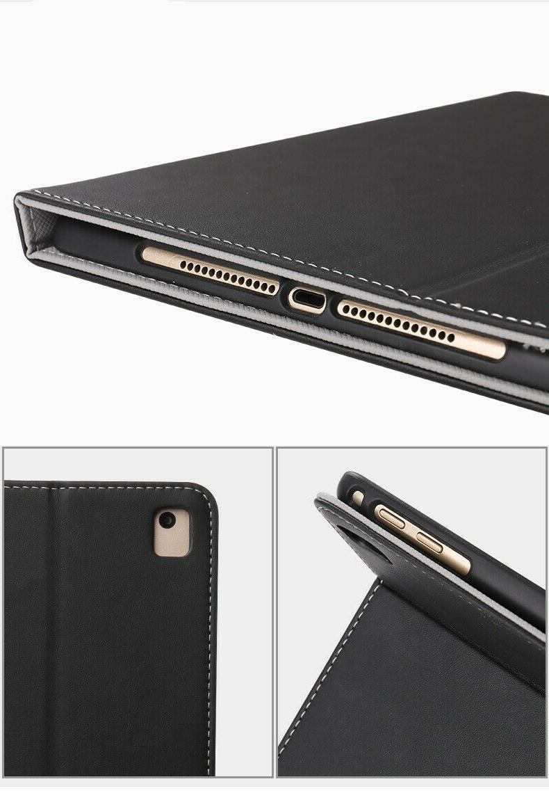 iPad 7th 2019 Soft Leather Case Magnetic Smart Apple