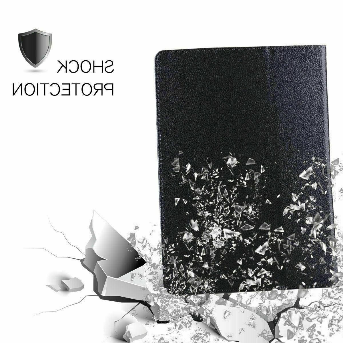 """For 2019 10.2"""" Leather Stand Cover"""