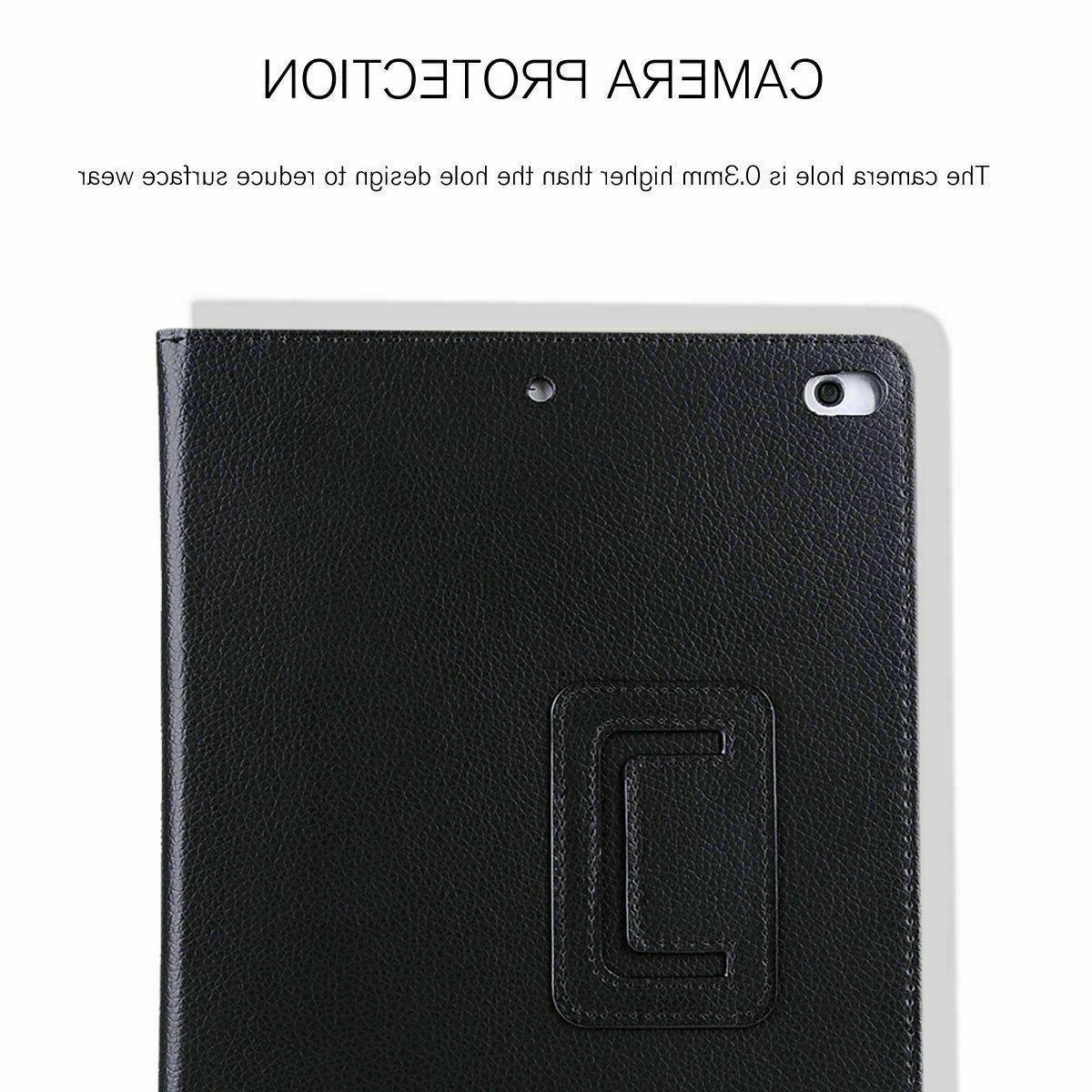For iPad 7th Gen 2019 Stand Cover