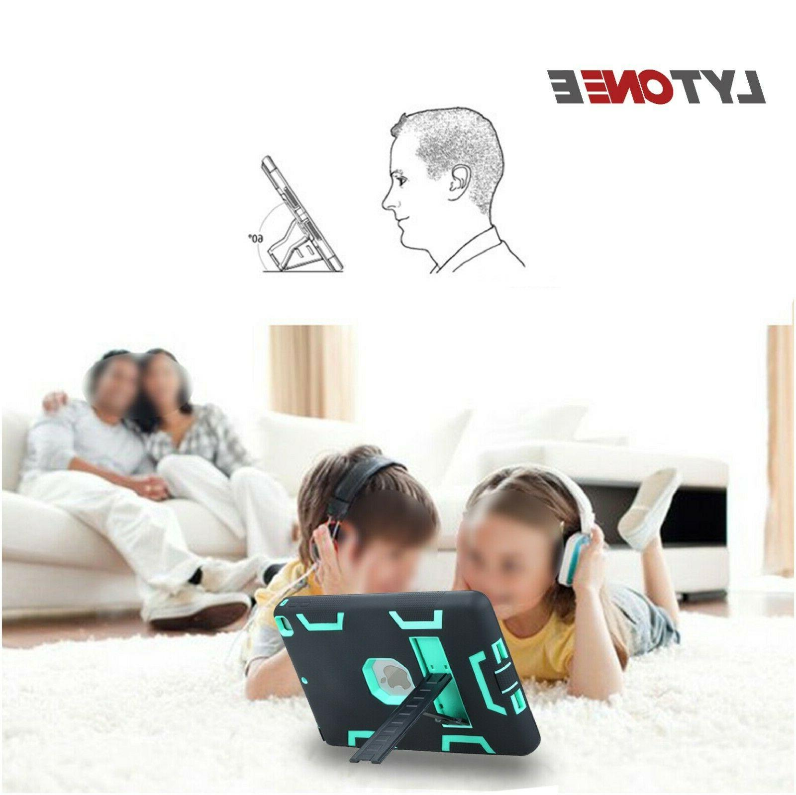 For 9.7 5th/6th Generation Case Silicone Cover/Screen