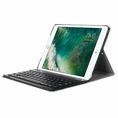 """For iPad 9.7"""" Cover Stand with Keyboard"""