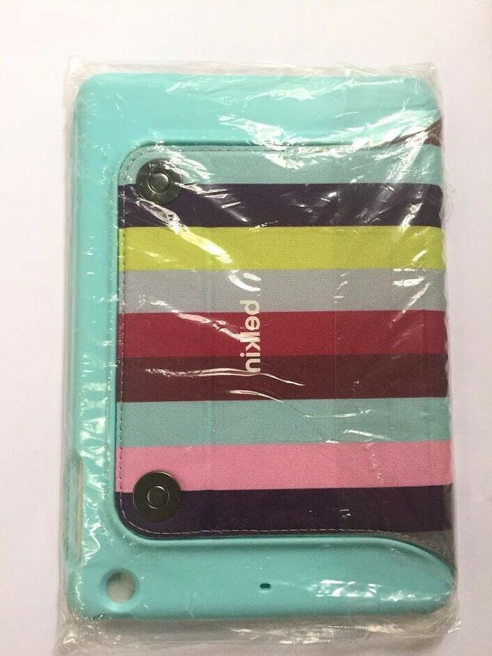 ipad mini case blue pink purple green