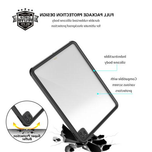 For Pro 2020 4th Waterproof Case Heavy Cover