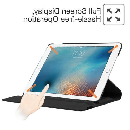 Fintie For iPad Cover 360°Rotating Swivel