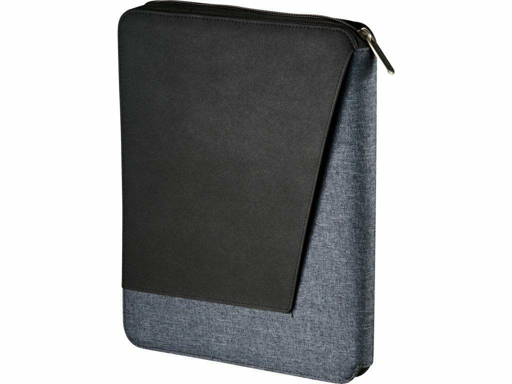 Ipad tablet case Zippered with Media Holder