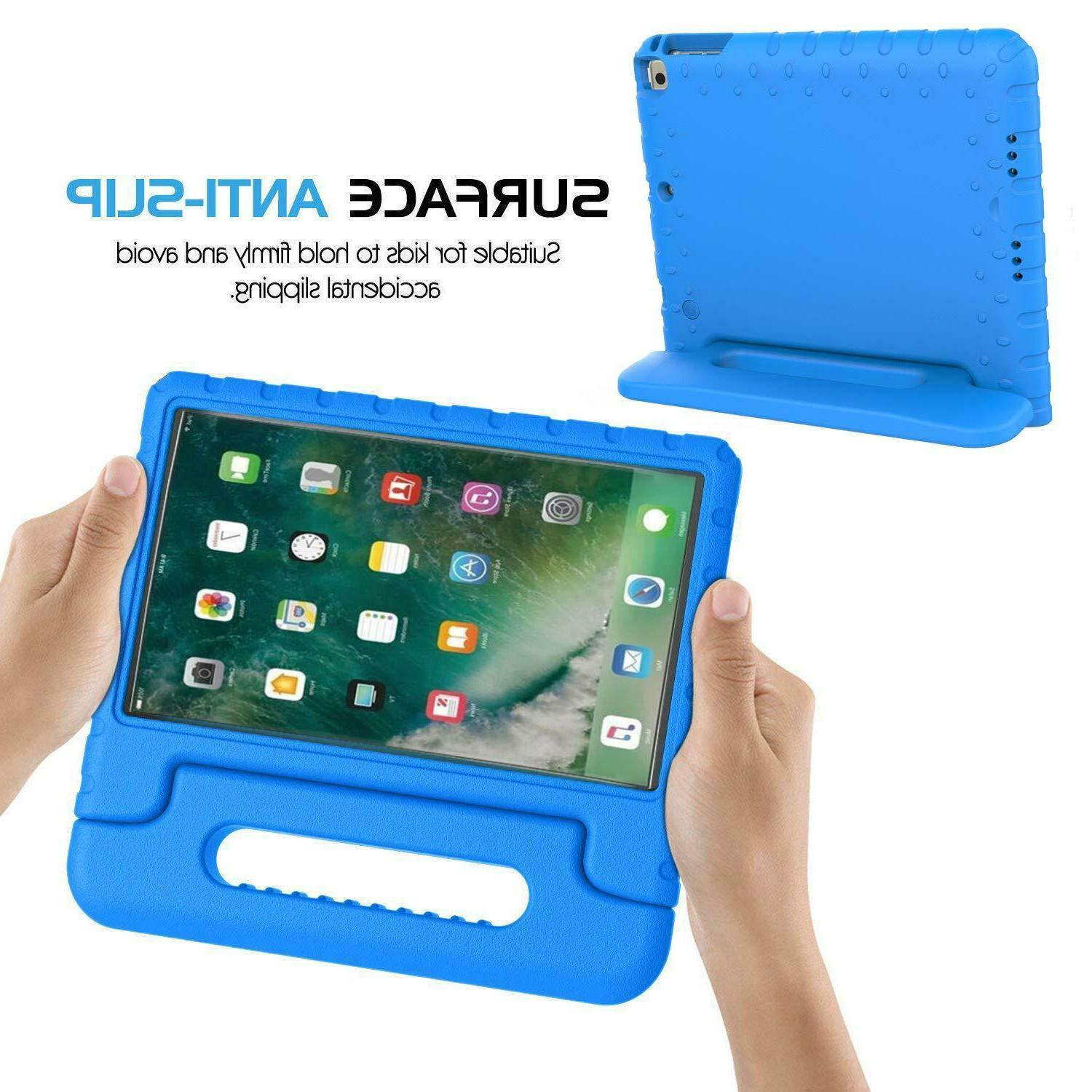 Kids Shockproof Foam Case Handle Cover Stand for iPad 2 3 5