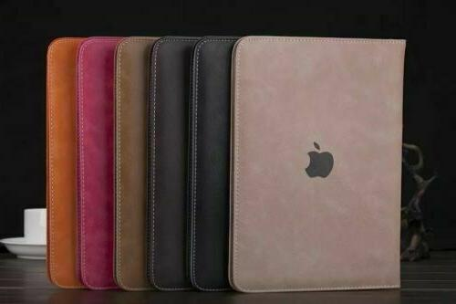 """Luxury PU Wallet Smart Cover For 3 4 Mini 9.7"""""""