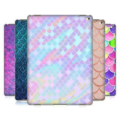 mermaid scales hard back case for apple