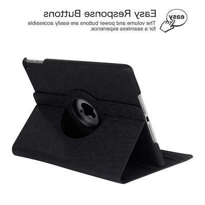 """NEW Rotating Cover Leather Case 10.2"""""""