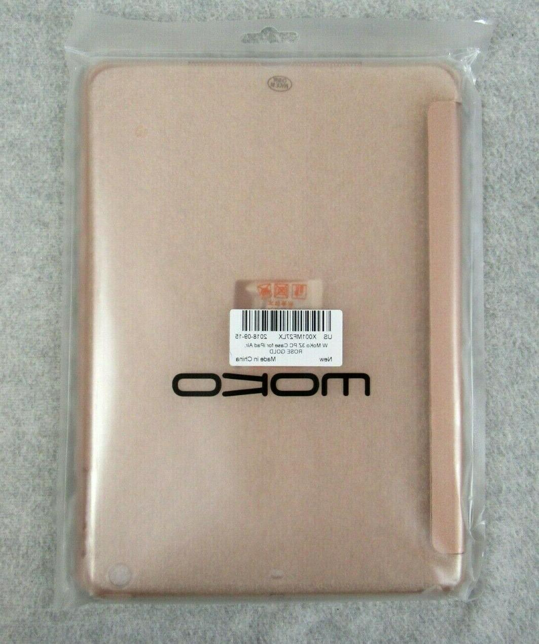 new case rose gold fit new ipad