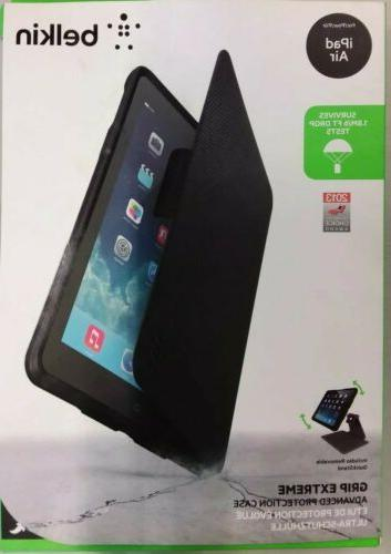 NEW!! BELKIN GRIP ADVANCED PROTECTION iPAD AIR