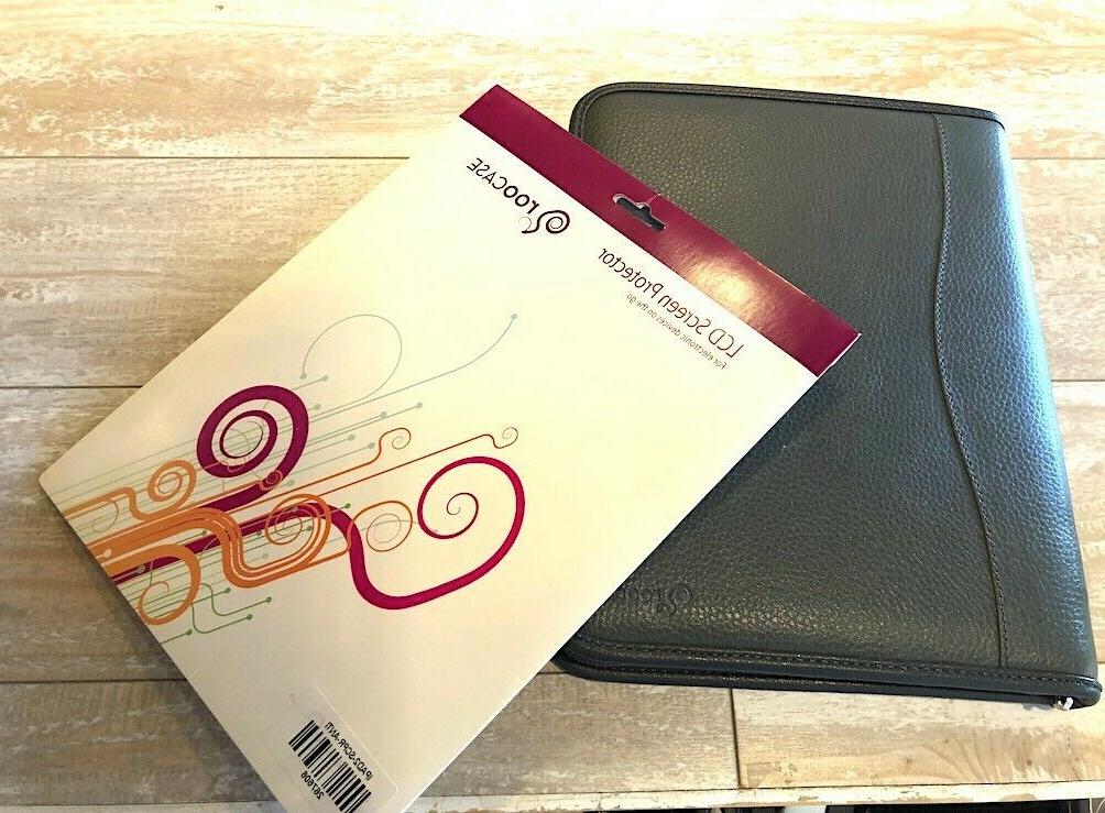 NWOT Leather Case iPad 2 Protector
