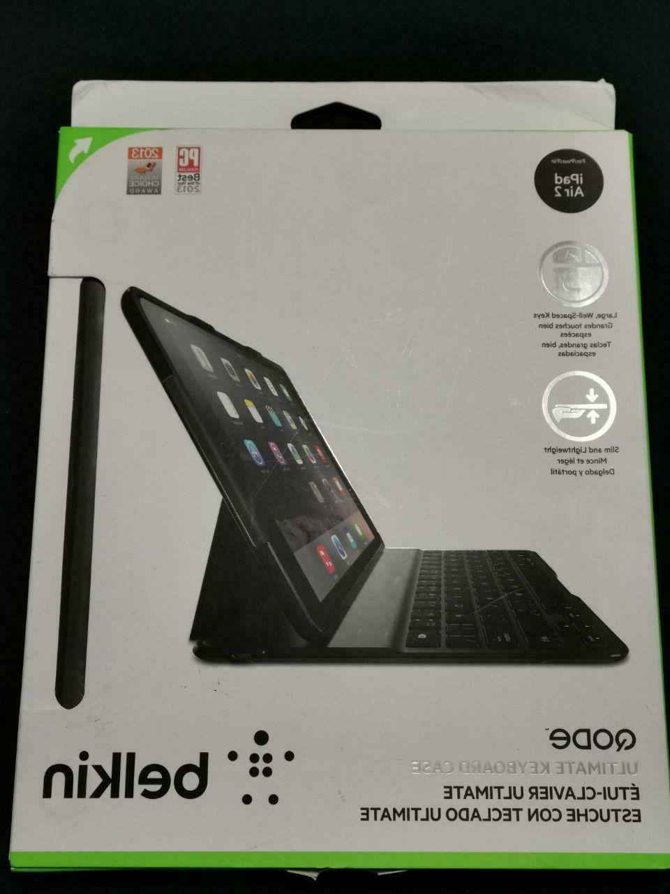 qode ultimate bluetooth keyboard case for ipad
