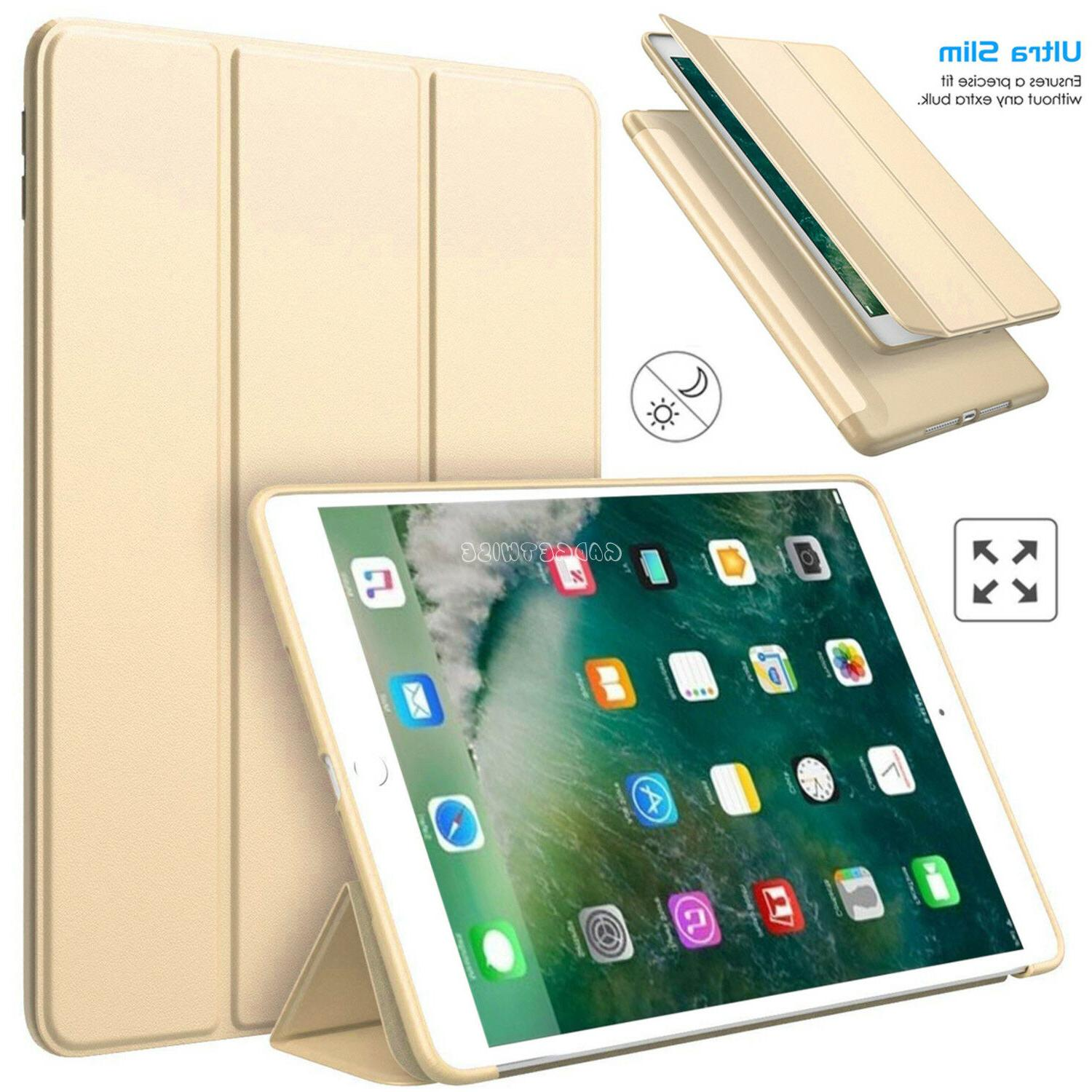 """Smart Cover Stand Magnetic iPad 9.7"""" Inch 6th 2018"""