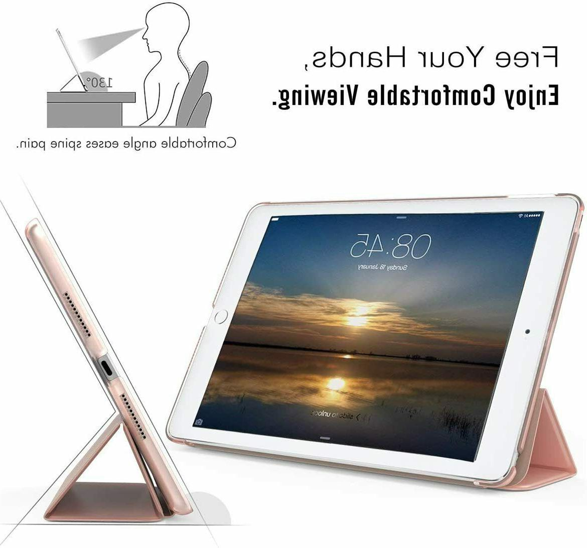 Smart Magnetic Front+Back Case Cover iPad 9.7Mini