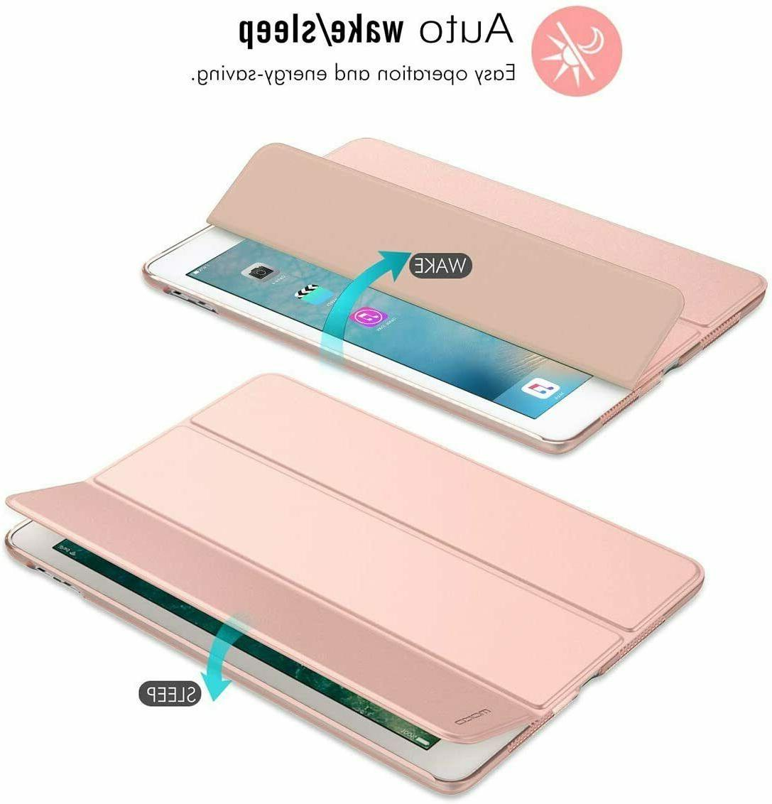 Smart Magnetic Front+Back Case Cover iPad