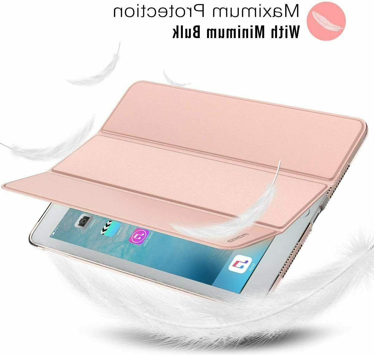 Smart Front+Back Case Cover iPad 2/3/4