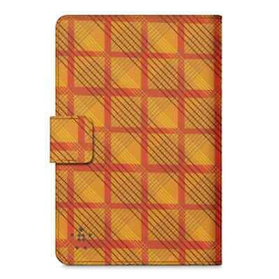 tartan cover case with stand for ipad