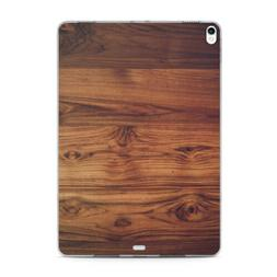 Light Wood Art Case For New iPad Pro 10.5 11 12.9 2018 Silic