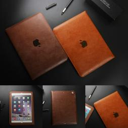 Luxury PU Leather Wallet Smart Stand Case Cover for iPad 2 3