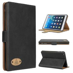 Magnetic Leather Smart Cover Hard Case for Apple iPad 2 3 4