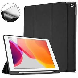 "ProCase New iPad 7th Generation Case 10.2"" 2019 with Pencil"