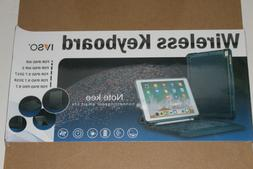 New IVSO Note Kee Wireless Keyboard / Case For iPad Air Air
